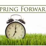 Turn you clocks forward!