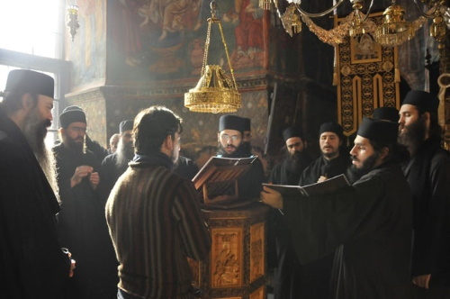 Byzantine Chant Workshop