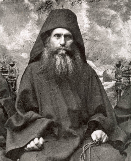 St. Silouan the Athonite