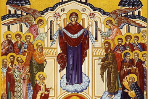 The Protection of the Theotokos