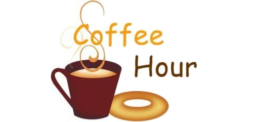 New procedures for coffee hour