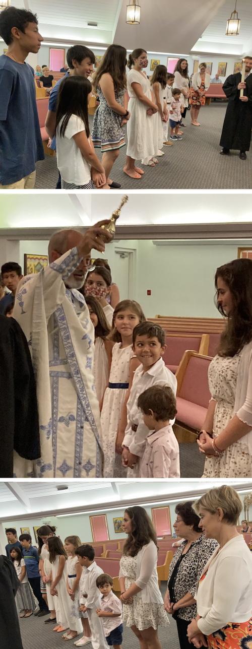 Sunday School Blessing
